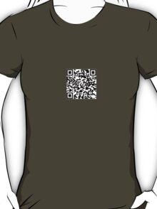 QR-Code T-Shirt
