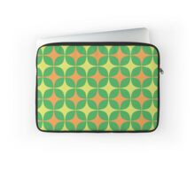 Abstract mesh pattern Laptop Sleeve