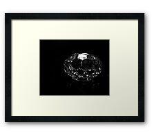 Dark LIght Framed Print