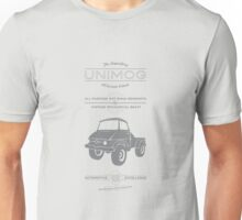 The Mighty Unimog Unisex T-Shirt