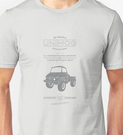 The Mighty Unimog Unisex T-Shirt