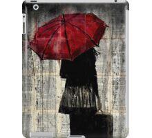 feels like rain iPad Case/Skin