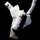 Hand sculpture by heartyart