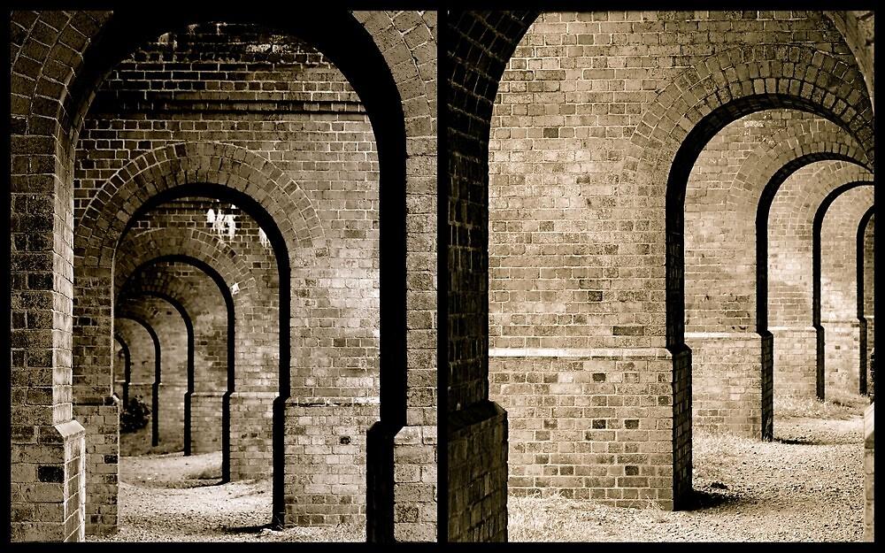 Which Way? by Richard Pitman