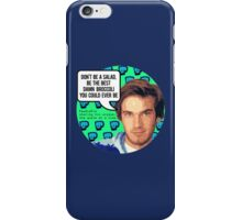 PewDiePie DON'T BE A SALAD! iPhone Case/Skin