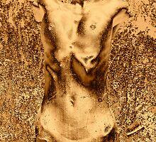 Gold Nude I by Igor Shrayer