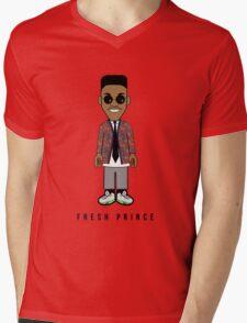 Prince School'n Mens V-Neck T-Shirt