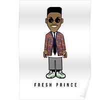 Fresh Prince Schooln' Poster