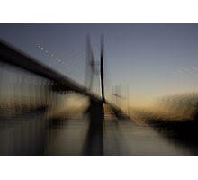 Bayview Bridge - Fade Photographic Print