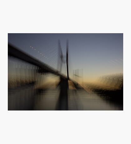 Bayview Bridge - Fade Photographic Print