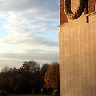 Thiepval monument to the missing of the Somme by Tony Roddam