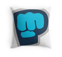 PewDiePie Brofist 1 Throw Pillow