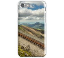 Mountain Railway iPhone Case/Skin