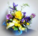 Spring Bouquet by Sandy Keeton