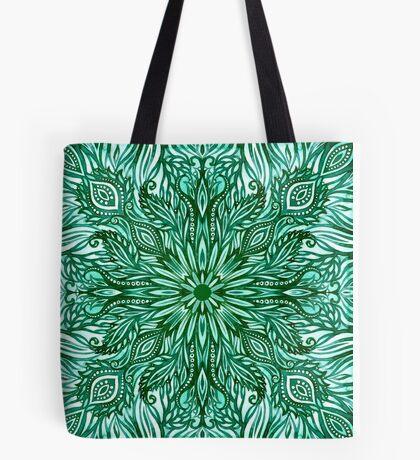 - Emerald pattern - Tote Bag