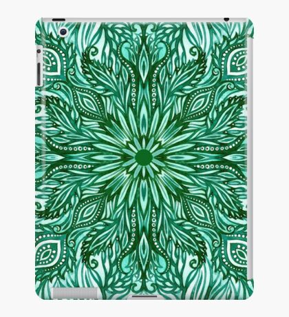 - Emerald pattern - iPad Case/Skin