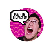 Markiplier DEATH BY JUMPSCARE! by Dacdacgirl