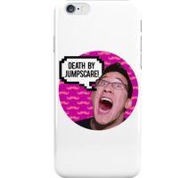 Markiplier DEATH BY JUMPSCARE! iPhone Case/Skin