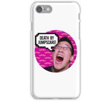Markiplier DEATH BY JUMPSCARE! iPhone Case/Skin