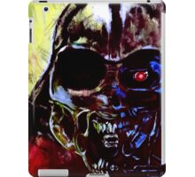 Darth Vader Alien Terminator Mashup iPad Case/Skin