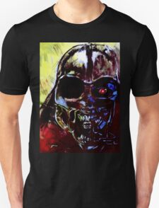 Darth Vader Alien Terminator Mashup T-Shirt