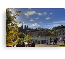 Art at the Mound Canvas Print