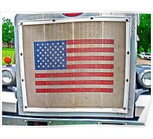Drive On, Drive On, Oh Truck of State Poster