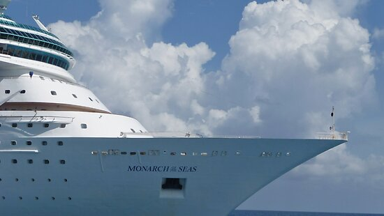 Monarch of the Seas by Adria Bryant