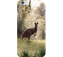Kangaroo Aura iPhone Case/Skin