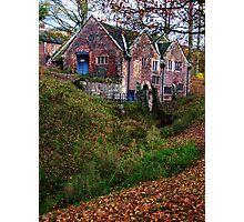 Wood Mill Photographic Print