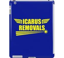 Icarus Removals iPad Case/Skin