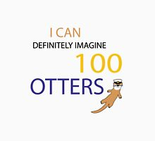 100 Otters Unisex T-Shirt