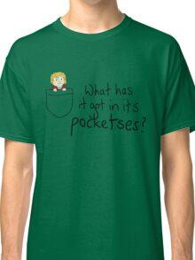 Pocket Bilbo Classic T-Shirt