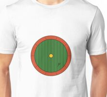 Bag End Door Large Spots Unisex T-Shirt