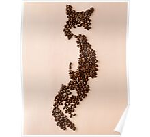 Coffee Beans (Japan Ver.) Poster