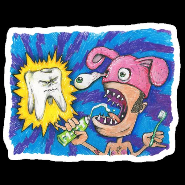 Cavity Creep by Kirk Shelton