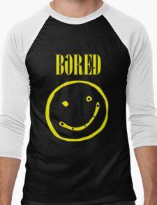 Bored  Men's Baseball ¾ T-Shirt