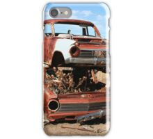 Old Holdens-Gone but not forgotten iPhone Case/Skin