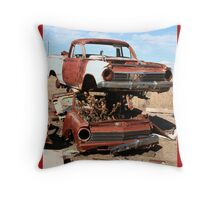 Old Holdens-Gone but not forgotten Throw Pillow