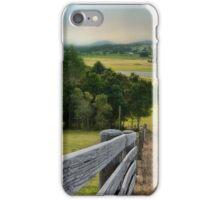 Taree west 01 iPhone Case/Skin