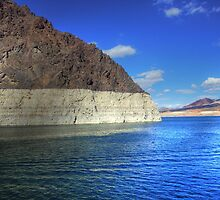 Sunshine on Lake Mead - Las Vegas, Nevada by Lee Adler