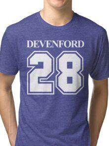Number 28 Tri-blend T-Shirt