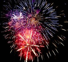 Firework 4 by JRHPhotography