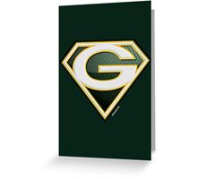 Super Packers of Green Bay Greeting Card