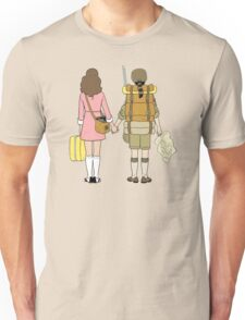 Moonrise Kingdom - Suzy & Sam Unisex T-Shirt
