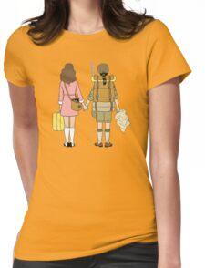Moonrise Kingdom - Suzy & Sam Womens Fitted T-Shirt