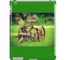 The county seat in hdr iPad Case/Skin