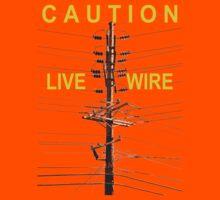 Caution - Live Wire Kids Clothes
