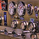 Dials & Levers by lincolngraham
