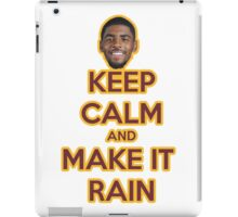 Make it rain -  Kyrie iPad Case/Skin